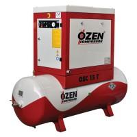 Винтовые компрессоры Ozen Compressor на воздушном ресивере
