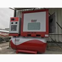 Винтовые компрессоры Ozen Kompressor на воздушном ресивере