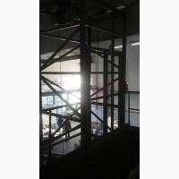 Проектирование, изготовление шахтного подъёмника г/п 1000 кг, Монтаж под ключ