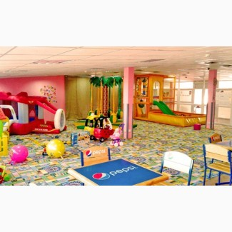 Детский развлекательный центр. Отличный бизнес. Район метро Дарница