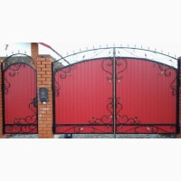 Кованые ворота, в Кривом Роге, купить