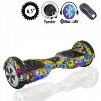 Гироскутер Гироборд Smart Balance Elite Lux 6, 5 Hip Hop
