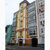 Элитный бутиковый 7-ми этажный жилой дом на 6 квартир