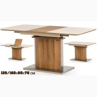 Скидка на стол TML-525 обеденный раскладной 120/160х80 Узнавайте