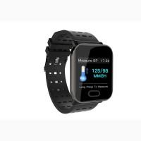 Смарт фитнес браслет, пульсоксиметр, вимірювання пульсу, годинник