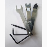 Набор ключей для регулировки фурнитуры GU