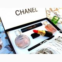 Подарочный набор Сhanel Present Set для девушек 5в1
