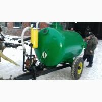 ЖЗВ-2, МЖТ-2 Бочка для внесения жидкого навоза, жидких органических удобрений