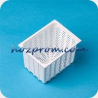 Прямоугольная форма для мягкого сыра 0, 35 кг Оборудование для сыров