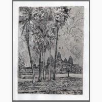 Продам картины, рисунок, графика, печать, арт, антиквариат, офорт