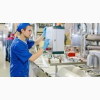 Оператор производственной линии (пищевое производство) в Литву