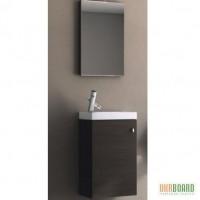 Комплект мебели для ванной комнаты Aquaform Atlanta, венге 40х23 см