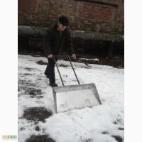 Лопата для снега широкая