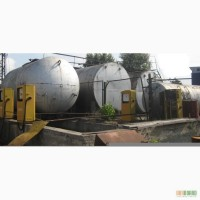 Продаем стационарную емкость для светлых нефтепродуктов 37,5 м3