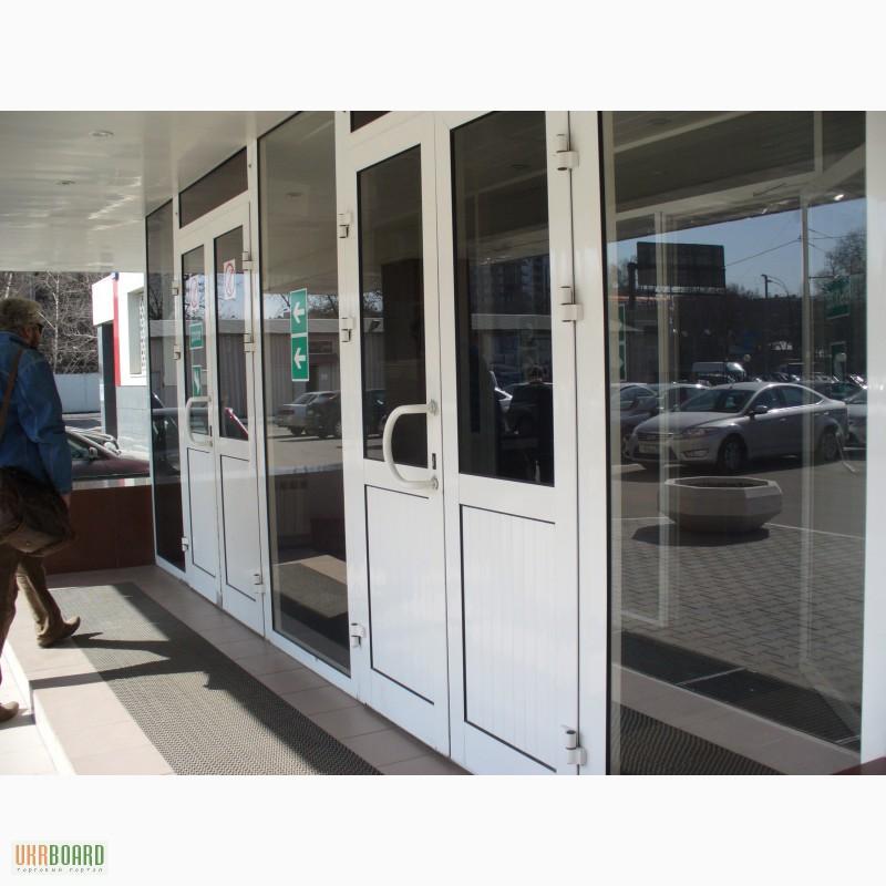 Фото 2. Окна и двери из алюминия. Покраска под дерево. Зимние сады и офисные перегородки.