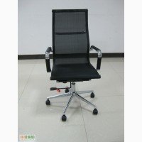 Кресла Q-07HBT сеткая на колесиках, офисные кресла Q-07HBT сетка для директора