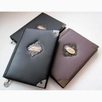 Дизайнерские блокноты ручной работы
