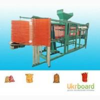 ЗТО Аванпак Линия для упаковки овощей и фруктов в сетку