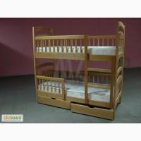 Двухъяруснуая кровать Карина Люкс усилинная