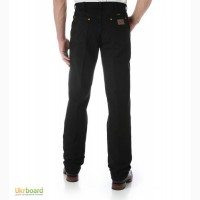 Джинсы Wrangler 13MWZWK Cowboy Cut Original Fit Jeans - Shadow Black (США)