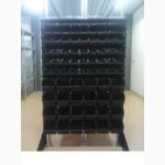 Стеллажи складские, стеллаж для склада