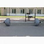 Блины, диски для штанги и гантелей 20 кг от производителя (пара)