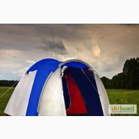 Палатка туристическая 4 местная Presto MONSUN 4