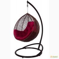 Плетеное подвесное кресло кокон Винница