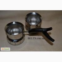 Турка для кофе на 360 мл, турки Coffee Warmers DF-3007 (2 шт.)