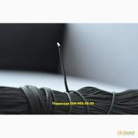Веревка паракорд черный 220 кг Сплести ошейник