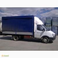 Грузоперевозки увеличенной газелью грузов до 7 м длиной, 24 м 3 по Харькову и области