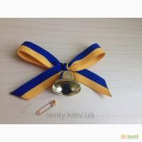 Продам колокольчики желто-голубые на выпускной