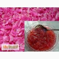 Продам розовое варенье