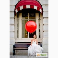 Больше Воздушные и Гелиевые шары на Свадьбу, День рождения, праздник