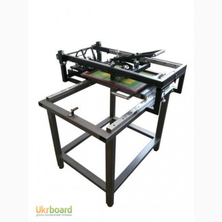 Продам плоскопечатный станок для трафаретной печати, Шелкография