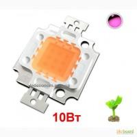 LED светодиод для растений 10 Вт (фитосветодиод)