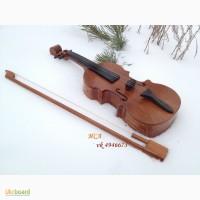 Шкатулка скрипка