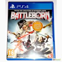 Battleborn PS4 диск НОВЫЙ / РУС версия