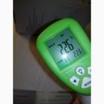 Бесконтактный инфракрасный термометр (с питанием от 2-х ААА 1, 5 В)