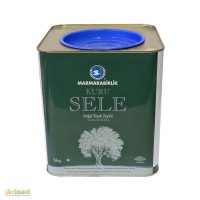 Маслины вяленые, оливки вяленые Турция KURU SELE 2XS, 5кг