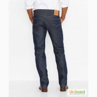 Джинсы Levis 505 Regular Fit Jeans - Rigid (плотный жесткий деним)