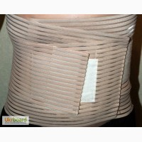 Пояс-корсет для фиксации позвоночника PL+эластин