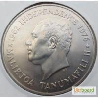 Западное Самоа 1 доллар 1976 год UNC!!! ОТЛИЧНАЯ