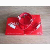 Кабель USB Type-C для OnePlus 3/3Т/5/5T/6, Dash Charge, оригинал