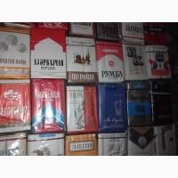Продам пачки времён ссср сигаретные оригинал состояние отличное для коллекционеров