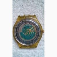 Часы Swatch Swiss ( IN OVR HANDS EARTH SUMMIT 92 ) Оригинал. Швейцария