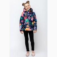 Новинка Демисезонная курточка для девочки vkd-2 110-140 р разные цвета