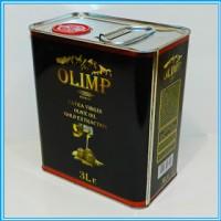 Оливковое масло фасовка 3л жб