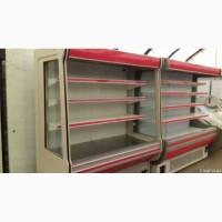 Витрина холодильная пристенная (горка холодильная) Б/У - Аризона