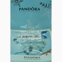 Скидки! Оригинал Pandora Пандора шарм бусина Pave Паве арт. 791051CZ
